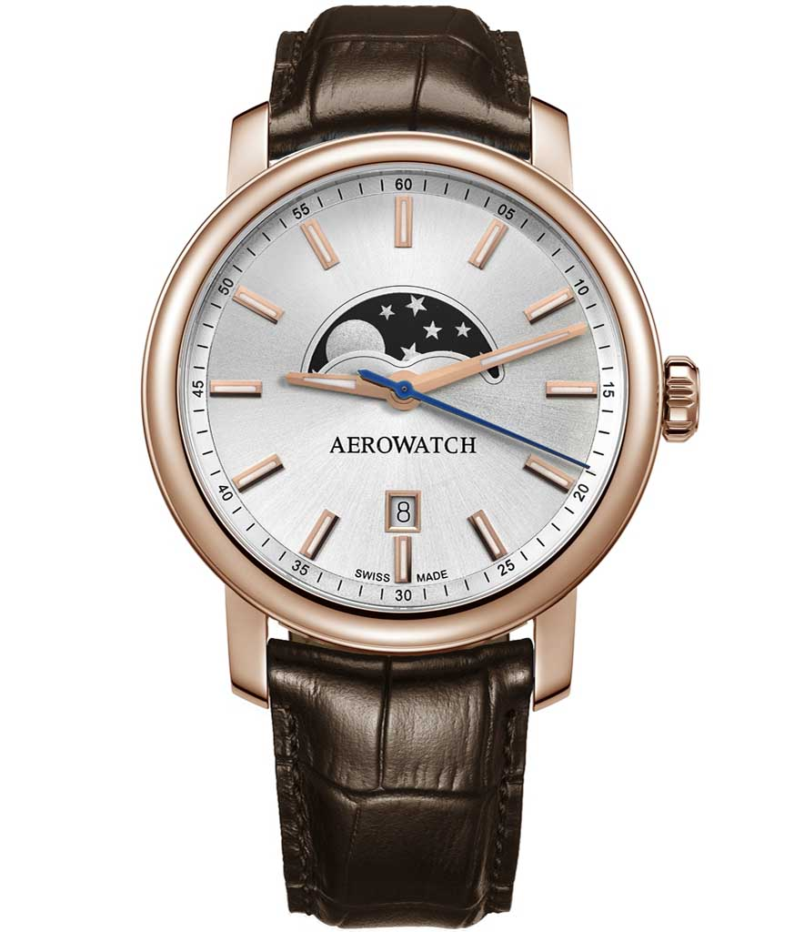 đồng hồ aerowatch 08937 RO01