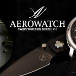 Đồng hồ Aerowatch – Sự lựa chọn hoàn hảo của quý ông