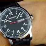 Đồng hồ Wenger 01.1541.105 – Gương mặt đại diện thương hiệu