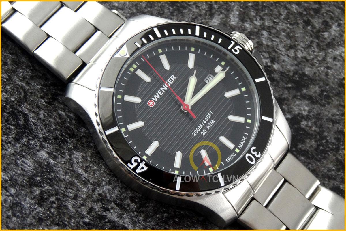 đồng hồ wenger chính hãng
