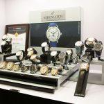 Cửa hàng bán đồng hồ Aerowatch Thụy Sĩ chính hãng ở Hà Nội