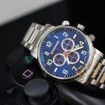 Đồng hồ Wenger 01 1543 101 – Màu xanh dương điềm tĩnh, thanh bình