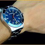 5 mẫu đồng hồ Wenger mặt xanh được săn lùng nhiều nhất