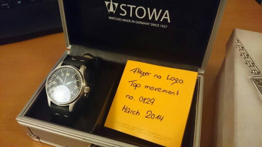 đồng hồ stowa