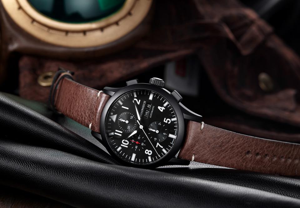 đồng hồ aerowatch thụy sĩ