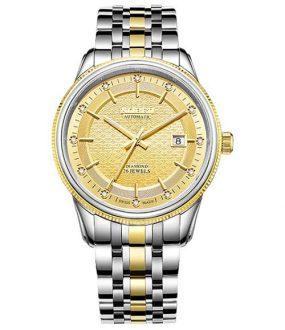 đồng hồ mạ vàng 18k
