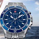 Mạnh mẽ với 5 thương hiệu đồng hồ quân đội Thụy Sĩ