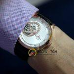 5 mẫu đồng hồ nam dây da đáng mua tầm giá 5 triệu đồng