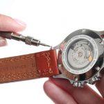 Thay dây đồng hồ Seiko