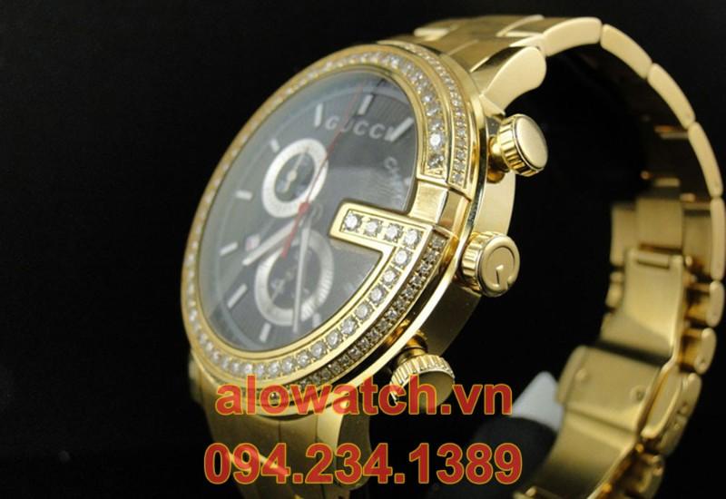 Mạ vàng đồng hồ Gucci