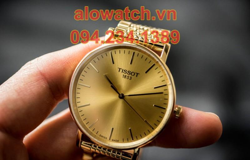 Mạ vàng đồng hồ Tissot 2
