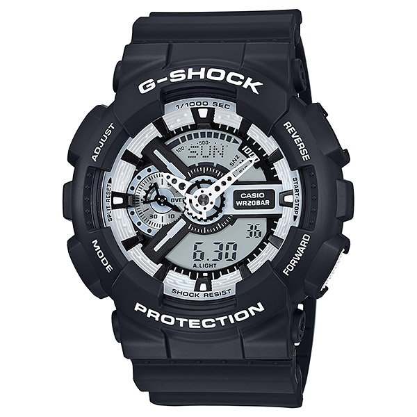 Giới thiệu đồng hồ Gshock