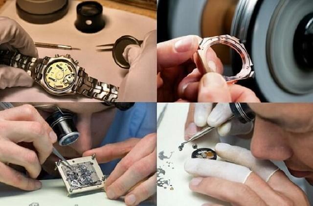 Thay mặt kính đồng hồ Rolex tại Alowatch