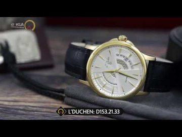 Đồng hồ Lduchen D 153 21 33 - Chú chim rẻ quạt trên bầu trời Việt